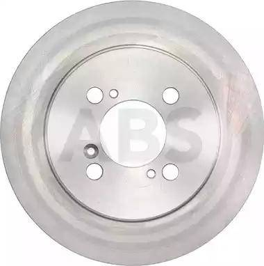 A.B.S. 18187 - Тормозной диск autodnr.net