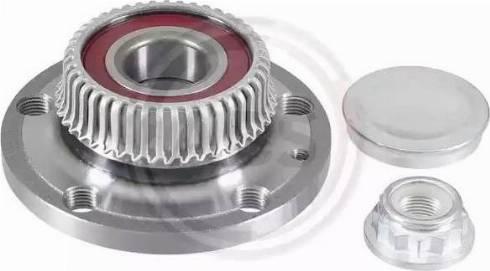 A.B.S. 200058 - Ступица колеса, поворотный кулак car-mod.com