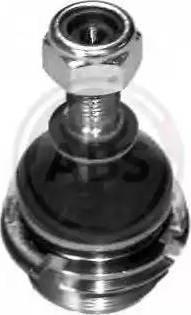 A.B.S. 220036 - Шаровая опора, несущий / направляющий шарнир car-mod.com