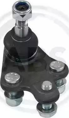 A.B.S. 220438 - Шаровая опора, несущий / направляющий шарнир car-mod.com