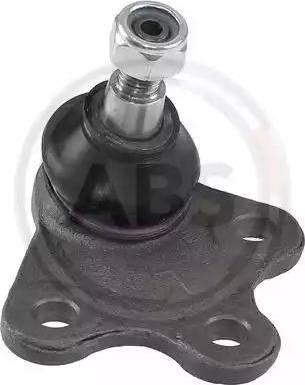 A.B.S. 220498 - Шаровая опора, несущий / направляющий шарнир car-mod.com