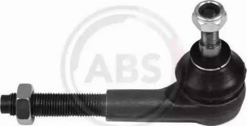 A.B.S. 230045 - Наконечник рулевой тяги, шарнир car-mod.com