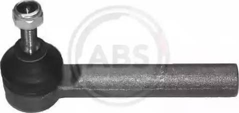 A.B.S. 230093 - Наконечник рульової тяги, кульовий шарнір autocars.com.ua