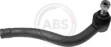 A.B.S. 230137 - Наконечник рульової тяги, кульовий шарнір autocars.com.ua