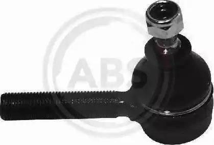 A.B.S. 230224 - Наконечник рульової тяги, кульовий шарнір autocars.com.ua
