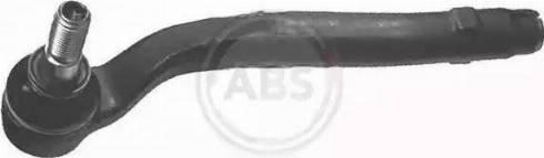 A.B.S. 230255 - Наконечник поперечной рулевой тяги autodnr.net