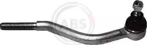 A.B.S. 230365 - Наконечник рульової тяги, кульовий шарнір autocars.com.ua