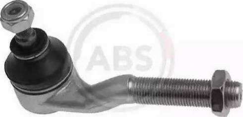 A.B.S. 230367 - Наконечник рульової тяги, кульовий шарнір autocars.com.ua