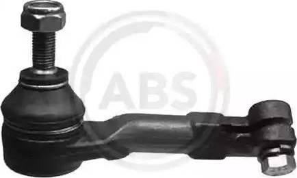 A.B.S. 230384 - Наконечник рульової тяги, кульовий шарнір autocars.com.ua