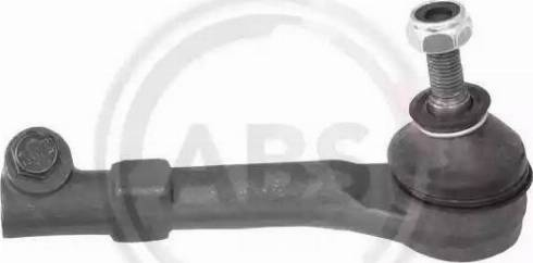A.B.S. 230591 - Наконечник рульової тяги, кульовий шарнір autocars.com.ua