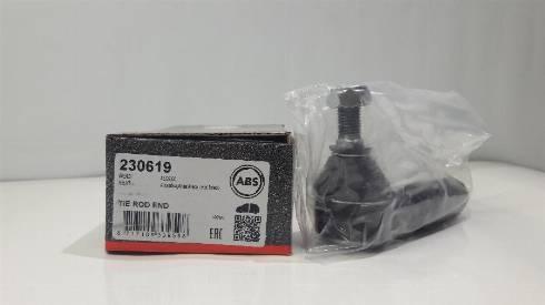 A.B.S. 230619 - Наконечник рулевой тяги, шарнир car-mod.com