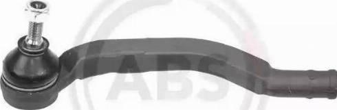 A.B.S. 230656 - Наконечник рульової тяги, кульовий шарнір autocars.com.ua