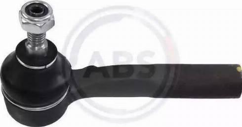 A.B.S. 230749 - Наконечник рульової тяги, кульовий шарнір autocars.com.ua
