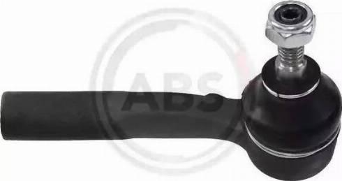 A.B.S. 230752 - Наконечник рульової тяги, кульовий шарнір autocars.com.ua