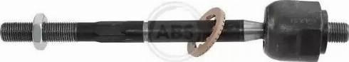 A.B.S. 240576 - Осевой шарнир, рулевая тяга car-mod.com