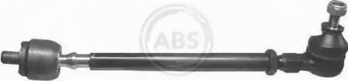 A.B.S. 250264 - Поперечна рульова тяга autocars.com.ua