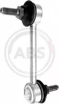 A.B.S. 260009 - Тяга / стійка, стабілізатор autocars.com.ua