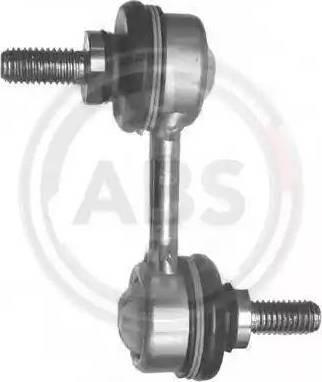A.B.S. 260029 - Тяга / стійка, стабілізатор autocars.com.ua