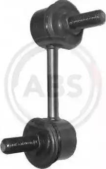 A.B.S. 260075 - Тяга / стойка, стабилизатор autodnr.net