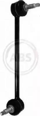 A.B.S. 260082 - Тяга / стійка, стабілізатор autocars.com.ua