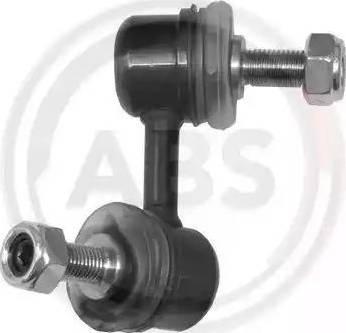 A.B.S. 260182 - Тяга / стійка, стабілізатор autocars.com.ua