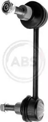 A.B.S. 260239 - Тяга / стійка, стабілізатор autocars.com.ua