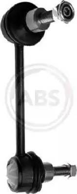 A.B.S. 260240 - Тяга / стійка, стабілізатор autocars.com.ua