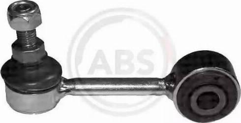 A.B.S. 260277 - Тяга / стійка, стабілізатор autocars.com.ua