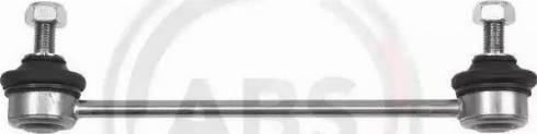 A.B.S. 260306 - Тяга / стійка, стабілізатор autocars.com.ua