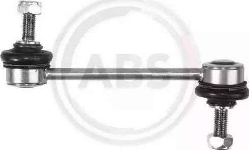 A.B.S. 260410 - Тяга / стійка, стабілізатор autocars.com.ua