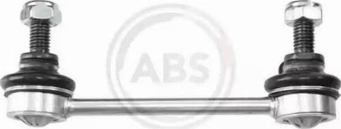 A.B.S. 260557 - Тяга / стійка, стабілізатор autocars.com.ua