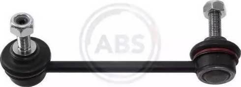 A.B.S. 260725 - Тяга / стойка, стабилизатор autodnr.net