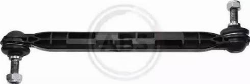 A.B.S. 260747 - Тяга / стойка, стабилизатор car-mod.com