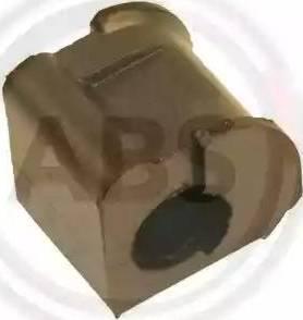 A.B.S. 270557 - Втулка, стабілізатор autocars.com.ua