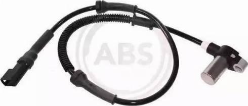 A.B.S. 30097 - Датчик ABS, частота вращения колеса autodnr.net