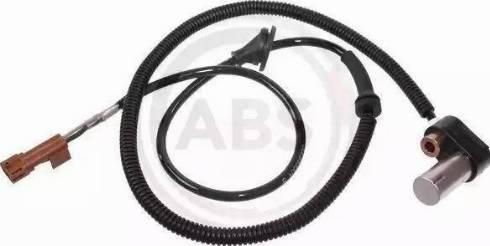 A.B.S. 30117 - Датчик ABS, частота вращения колеса autodnr.net