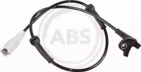 A.B.S. 30282 - Датчик ABS, частота вращения колеса autodnr.net