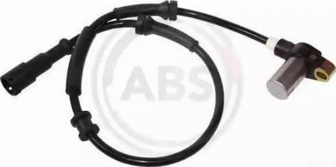 A.B.S. 30315 - Датчик ABS, частота вращения колеса autodnr.net