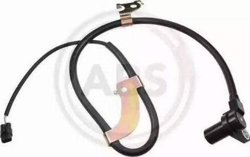 A.B.S. 30336 - Датчик ABS, частота вращения колеса autodnr.net