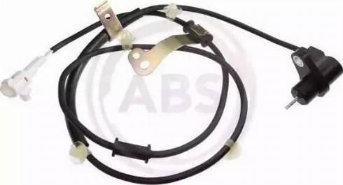 A.B.S. 30347 - Датчик ABS, частота вращения колеса autodnr.net