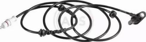 A.B.S. 30389 - Датчик ABS, частота вращения колеса autodnr.net