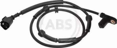 A.B.S. 30403 - Датчик ABS, частота вращения колеса autodnr.net