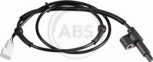 A.B.S. 30437 - Датчик ABS, частота вращения колеса autodnr.net