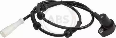 A.B.S. 30476 - Датчик ABS, частота вращения колеса autodnr.net