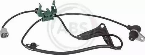 A.B.S. 30519 - Датчик ABS, частота вращения колеса autodnr.net