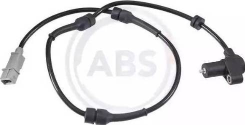 A.B.S. 30594 - Датчик ABS, частота вращения колеса autodnr.net