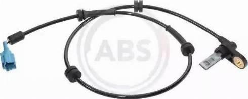 A.B.S. 30595 - Датчик ABS, частота вращения колеса autodnr.net