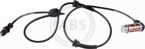 A.B.S. 30631 - Датчик ABS, частота вращения колеса autodnr.net