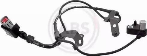 A.B.S. 30933 - Датчик ABS, частота вращения колеса autodnr.net