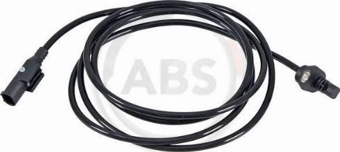 A.B.S. 31276 - Датчик ABS, частота вращения колеса autodnr.net